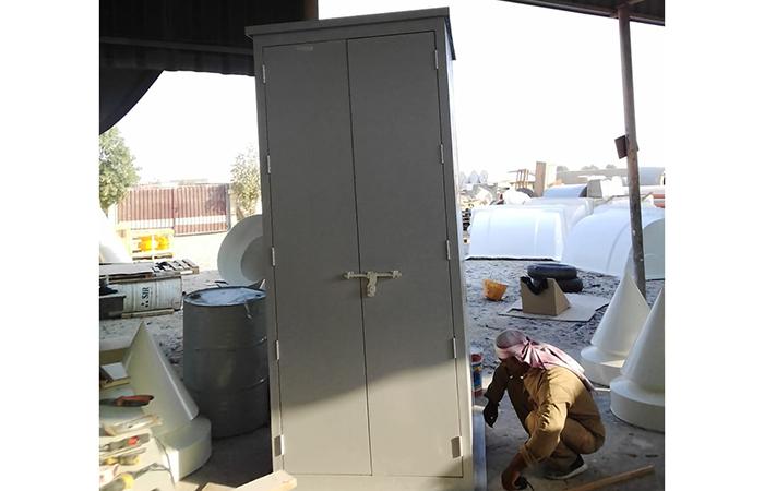 Grp mobile toilet
